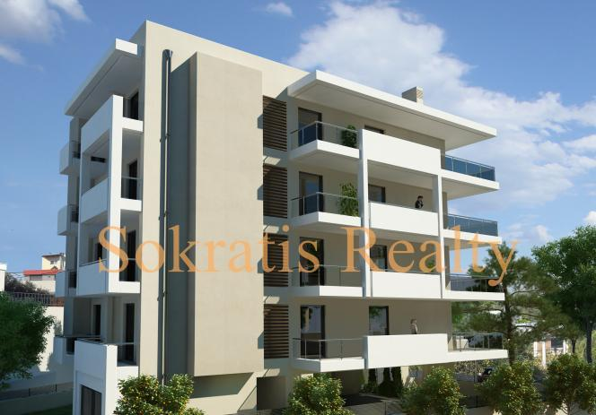Private luxury Maisonette, 108 sq.m. Papagou, Athens, Greece