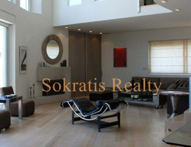 Private luxury Maisonette, 173 sq.m. Cholargos, Athens Greece
