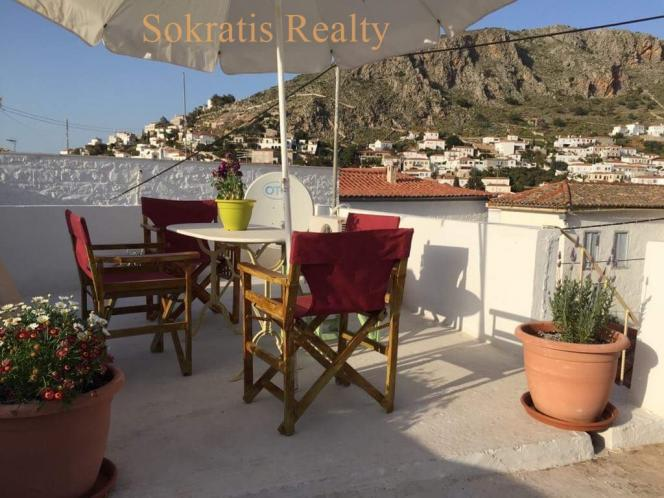 Private luxury House 123 sq.m. Spetses Greece