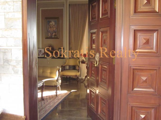 Private luxury Villa 650 sq.m. Politeia Athens Greece