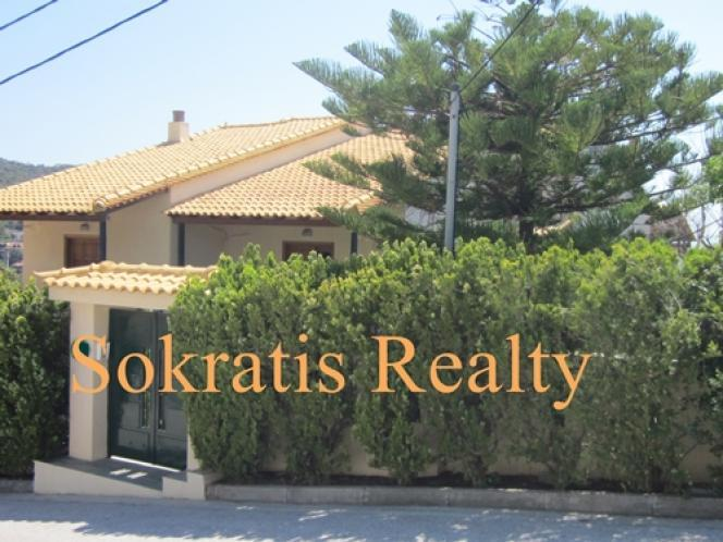 Private luxury Villa, 300 sq.m. Saronida  Athens Greece