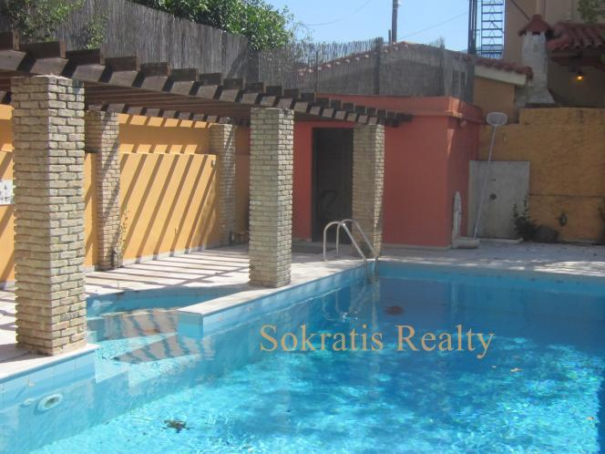 Private luxury Villa 300 sq.m. Pallini Kantza Athens Greece