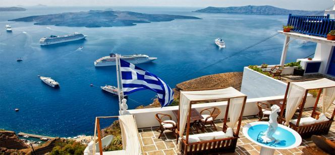 Private luxury Villa 240 sq.m. Santorini Thira Greece