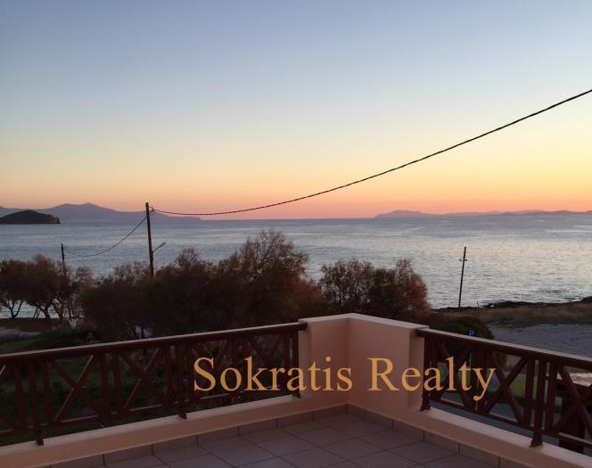 Private luxury Villa 200 sq.m. Syros Poseidonia Greece