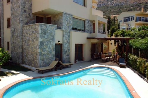 Private luxury Villa, 420 sq.m. Thimari Athens Greece