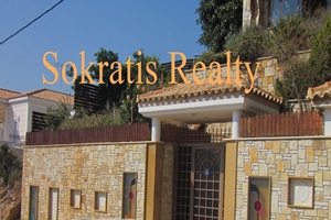 Private luxury Villa345 sq.m. Saronida Athens Greece
