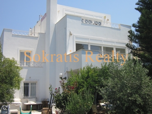 Private luxury Villa, 400 sq.m. Sounio Athens Greece