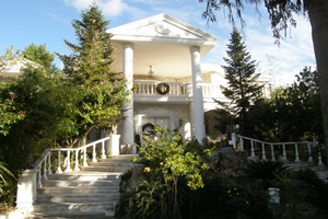 Private luxury Villa, 1000 sq.m. Agios Stefanos Athens Greece